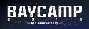 「BAYCAMP 2016」第2弾でTHE BACK HORN 、大森靖子、the pillows 、SHISHAMOら12組!