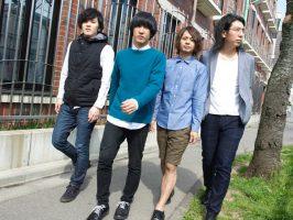 グッバイフジヤマが1stアルバム「この胸いっぱいの愛を」リリース記念イベント開催