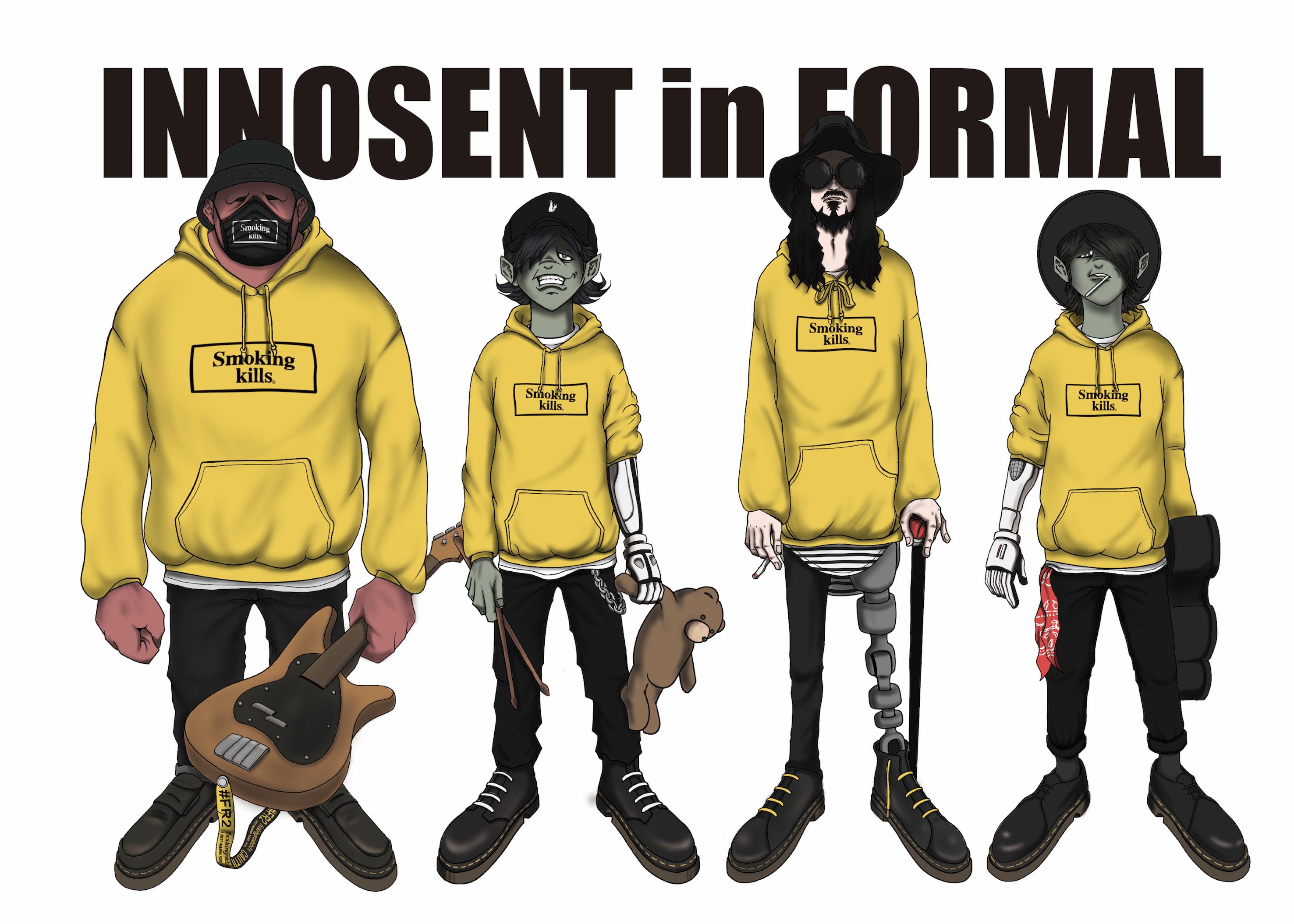 INNOSENT in FORMAL